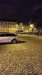 Car Park where the Olomouc Synagogue used to stand