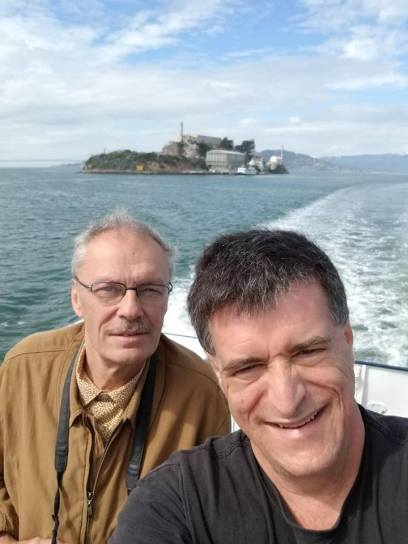 "Alcatraz ""selfie"""